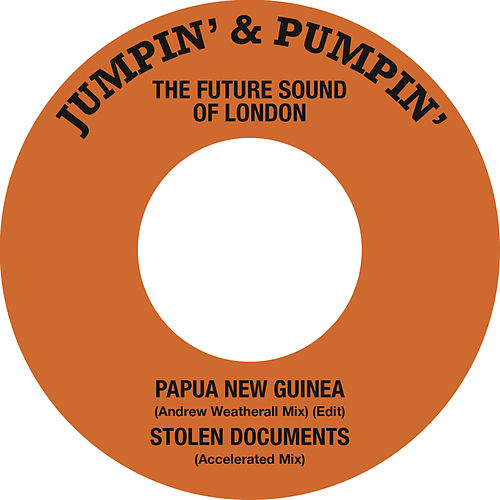 Papua New Guinea by Future Sound of London