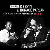 Play & Download Complete Quartet & Quintet Recordings 1960-61 by Horace Parlan | Napster