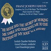 HAYDN, J.: Symphonies Nos. 22 and 104 / Piano Concerto in D major (Rosenberger, Scottish Chamber Orchestra, Schwarz) by Various Artists