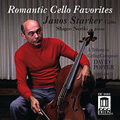 POPPER, D.: Cello Music (Romantic Cello Favorites) (Starker) by Janos Starker