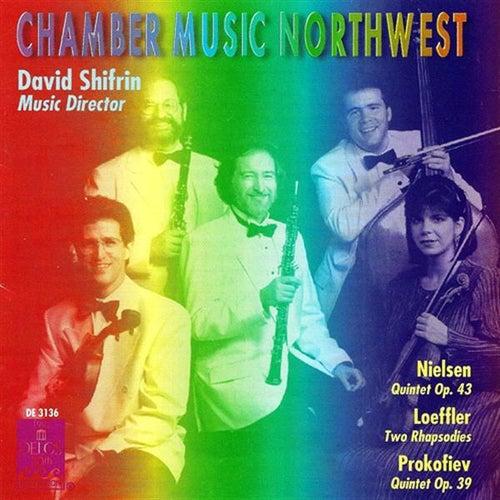 Play & Download NIELSEN, C.: Wind Quintet / LOEFFLER, C.: 2 Rapsodies / PROKOFIEV, S.: Oboe Quintet in G minor by Allan Vogel | Napster