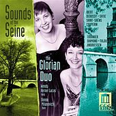 Play & Download DIAMOND, D.: Concert Piece / TOURNIER, M.: 2 Preludes romantiques / SAINT-SAENS, C.: Fantaisie in A major (Sounds of the Seine) (Glorian Duo) by Glorian Duo | Napster