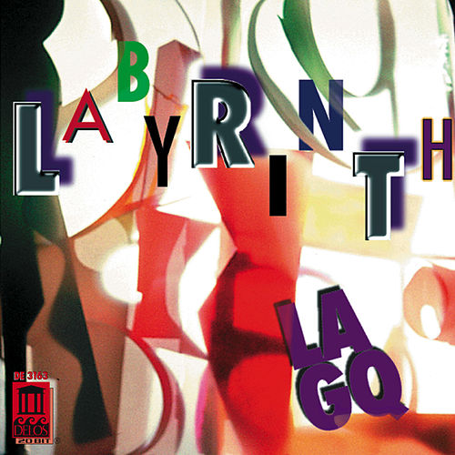 KROUSE, I.: Labyrinth on a theme of Led Zeppelin / EAGAN, M.: Red, White, Black 'n' Blue / YORK, A.: Quiccan (Los Angeles Guitar Quartet) by Los Angeles Guitar Quartet