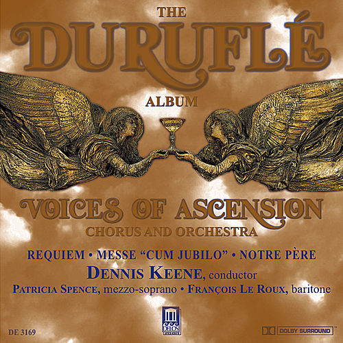 Play & Download DURUFLE, M.: Requiem / Mass,