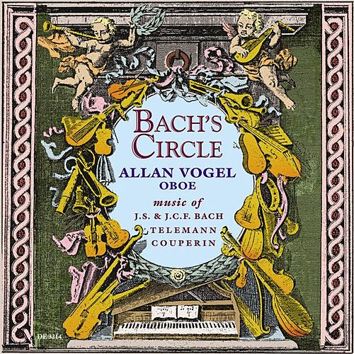 Play & Download Chamber Music - TELEMANN, G. / BACH, J.S. / COUPERIN, F. / BACH, J.C.F. (Bach's Circle) by Allan Vogel | Napster