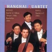 RAVEL, M.: String Quartet in F major / BRIDGE, F.: String Quartet,