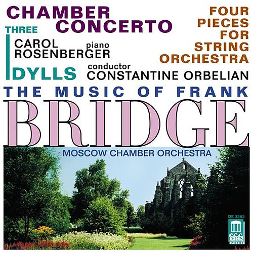 Play & Download ORBELIAN, C.: Chamber Concerto for Piano and Strings / HINDMARSCH, P.: To John, in Memoriam / 3 Idylls (Moscow Chamber Orchestra) by Various Artists | Napster