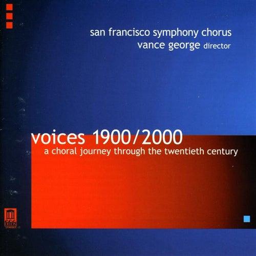 Choral Music - TAVENER, J. / LIGETI, G. / DEBUSSY, C. / BADINGS, H. / POULENC, F. / RUTTI, C. / THOMPSON, R. (San Francisco Symphony Chorus) by Various Artists
