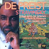 Play & Download STRAVINSKY, I.: Rite of Spring (The) / The Firebird Suite (1919 version) (Oregon Symphony, DePreist) by James DePreist | Napster