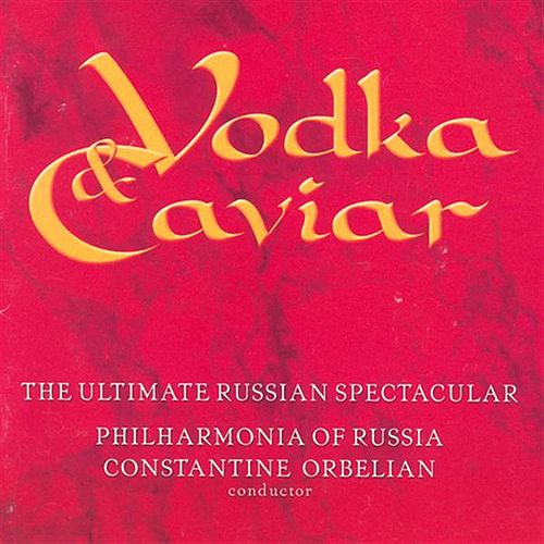 KHACHATURIAN, A.I.: Gayane Suite No. 1 / Masquerade Suite / BORODIN, A.P.: Prince Igor (Vodka and Caviar - The Ultimate Russian Spectacular) by Various Artists