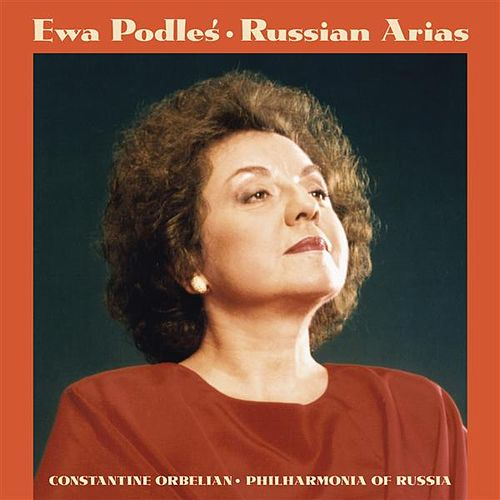 Play & Download PODLES, Ewa: Russian Arias by Ewa Podles | Napster