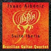 ALBENIZ, I.: Iberia (arr. for guitar quartet) (Brazilian Guitar Quartet) by Brazilian Guitar Quartet