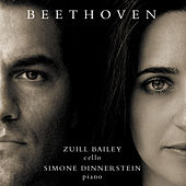 BEETHOVEN, L.: Cello Sonatas, Vol. 1 - Nos. 1-3 (Bailey, Dinnerstein) by Simone Dinnerstein