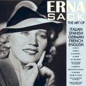 The Art of Erna Sack by Erna Sack