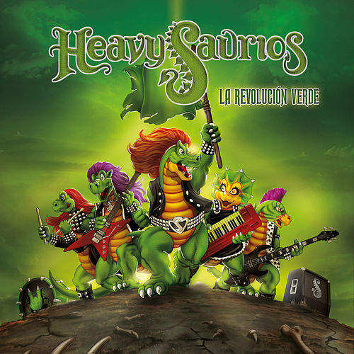 La Revolución Verde de Heavysaurios