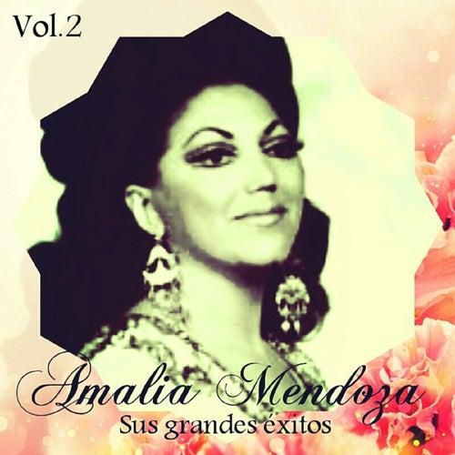 Play & Download Amalia Mendoza - Sus Grandes Éxitos, Vol. 2 by Amalia Mendoza | Napster