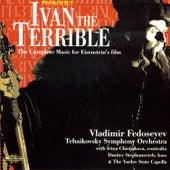 Prokofiev: Ivan the Terrible by Various Artists