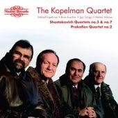 Play & Download Shostakovich & Prokofiev: String Quartets by Kopelman Quartet | Napster