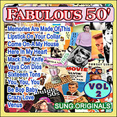 Fabulous 50' Vol. 2 - Sung Originals by Various Artists