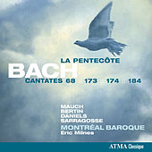 Bach: Cantates pour la Pentecôte by Various Artists
