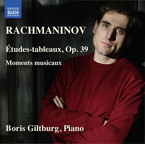 Rachmaninoff: Études-tableaux, Op. 39 & 6 Moments musicaux, Op. 16 by Boris Giltburg