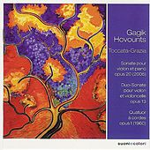 Hovounts : Toccata-Grazia / Chamber music by Various Artists