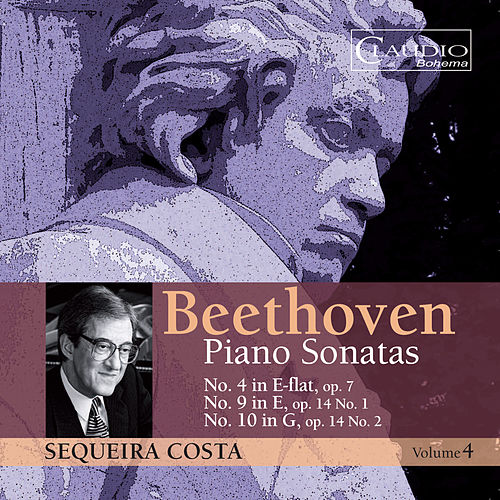 Play & Download Beethoven: Piano Sonatas Vol. 4 by Sequeira Costa | Napster