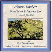 Play & Download Schubert: Piano Trio In E-Flat, Op. posth. 100 by Atlantis Ensemble | Napster