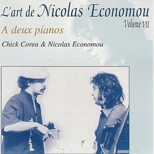 Play & Download Bartók, Corea, Economou : 'On two pianos' - L'art de Nicolas Economou, volume 7 by Nicolas Economou | Napster