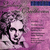 Great Composers Collection: Ludwig van Beethoven by The London Fox Orchestra