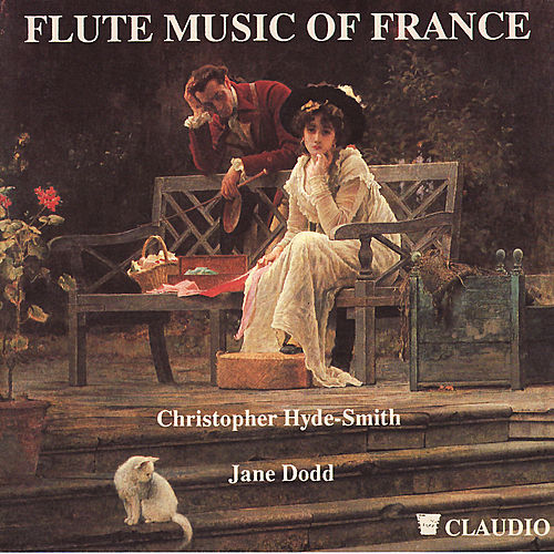 Flute Music of France by Christopher Hyde-Smith