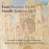 Play & Download Fauré & Duruflé Requiems by The Choir Of New College Oxford | Napster