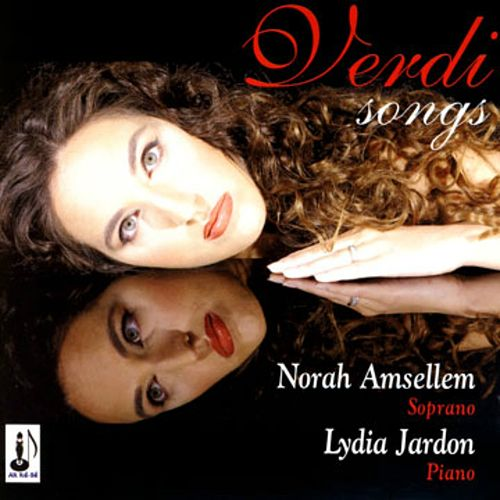 Verdi: Songs by Norah Amsellem