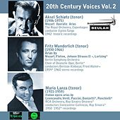 Play & Download 20th Century Voices, Vol. 2 by Various Artists | Napster