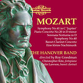 Mozart: Works for Orchestra by The Hanover Band