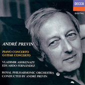 Play & Download Previn: Piano Concerto; Guitar Concerto by Various Artists | Napster