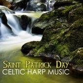Saint Patrick Day Celtic Harp Music - Violin Instrumental Traditional Irish Songs by Various Artists