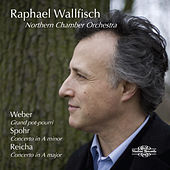 Weber, Spohr, Reicha & Danzi: Works for Cello and Orchestra by Raphael Wallfisch