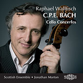 C.P.E. Bach: Cello Concertos by Raphael Wallfisch