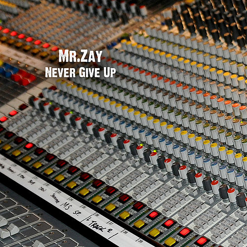 Never Give Up by Mr. Zay