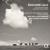 Play & Download Lalo: Concertante Works for Violin, Cello & Piano by Various Artists | Napster