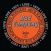 Play & Download Live 1977 & 1979 by Bad Company | Napster