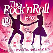Play & Download The Rock'n'Roll-Box by Various Artists | Napster