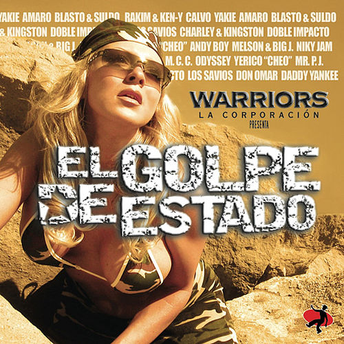 El Golpe de Estado (Reggaeton) by Various Artists