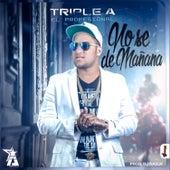 No Se de Mañana by Triple A
