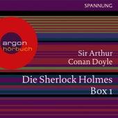 Sherlock Holmes - Skandal in Böhmen / Der blaue Karfunkel / Der Bund der Rothaarigen / Das leere Hau by Sir Arthur Conan Doyle