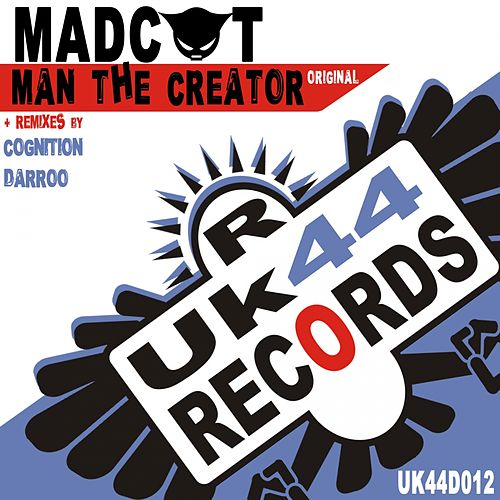 Man The Creator by Madcat