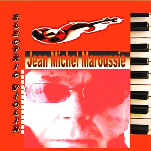 Electric Violin by Jean Michel Maroussie