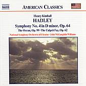 Symphony No. 4 / The Ocean by Henry Kimball Hadley