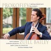 Play & Download Prokofiev: Sinfonia concertante in E Minor & Cello Sonata in C Major by Zuill Bailey | Napster